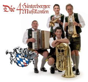 Die 4 Hinterberger Musikanten